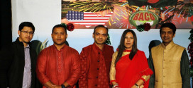 Celebrating Great Victory Day in America
